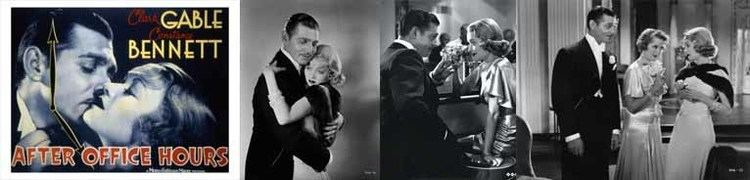 After Office Hours After Office Hours 1935 Dear Mr Gable