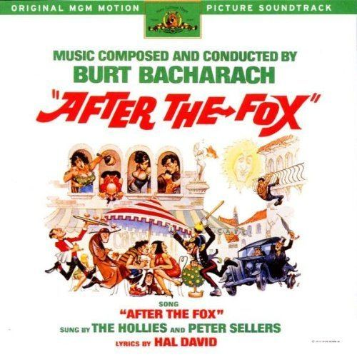 After the Fox Various Artists The Hollies Peter Sellers Burt Bacharach After