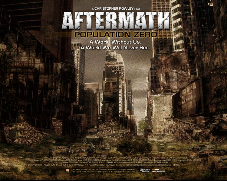 Aftermath: Population Zero The End Is Not Always The End Aftermath Population Zero 2008