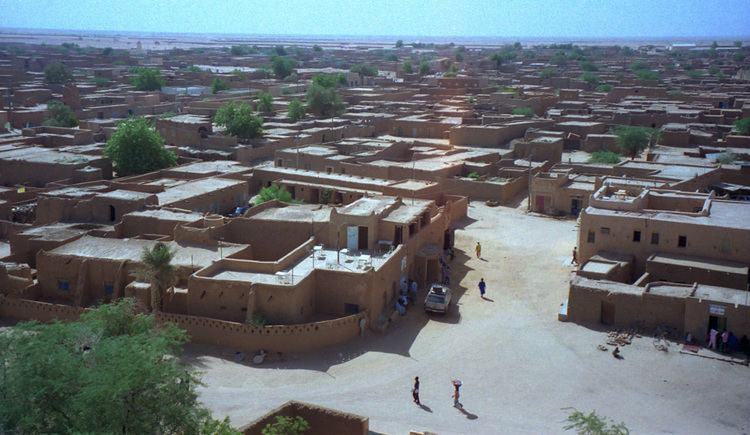 Agadez in the past, History of Agadez