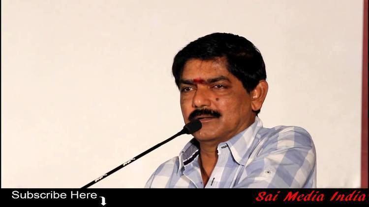 Agathiyan Director Agathiyan speaks at Naan Sigappu Manithan Audio