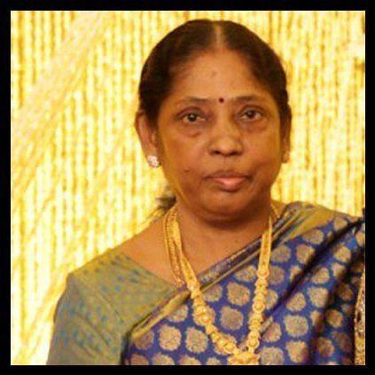 Agathiyan Agathiyans wife Radha passes away