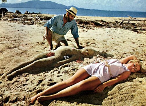 Age of Consent (film) movie scenes Age of Consent 1969
