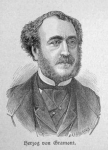 Agenor, duc de Gramont httpsuploadwikimediaorgwikipediacommonsthu