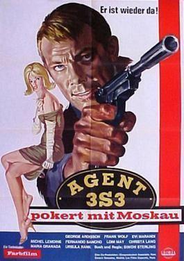 Agent 3S3: Massacre in the Sun httpsuploadwikimediaorgwikipediaen55dAge