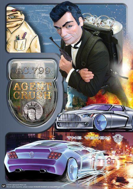 Agent Crush Agent Crush Fanderson Forum
