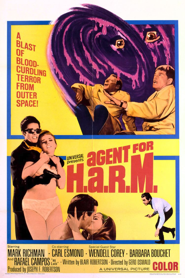 Agent for H.A.R.M. wwwgstaticcomtvthumbmovieposters42342p42342