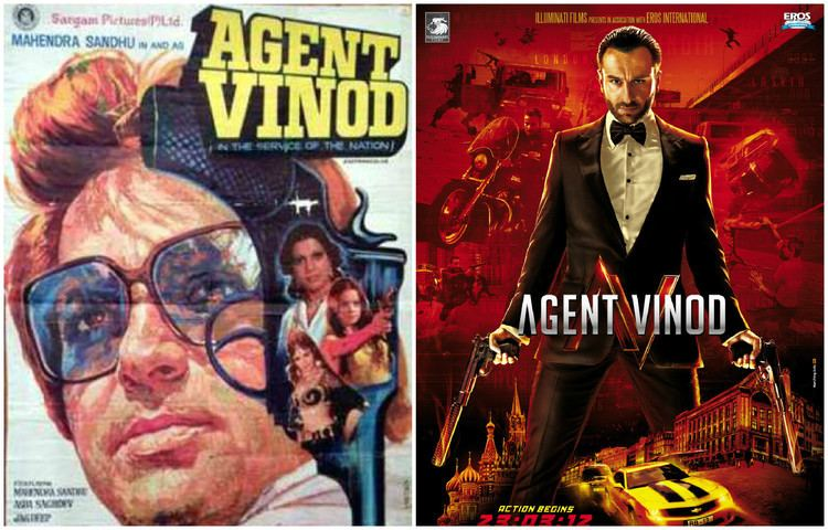 Watch Online Hindi Movie Agent Vinod 2012 Full