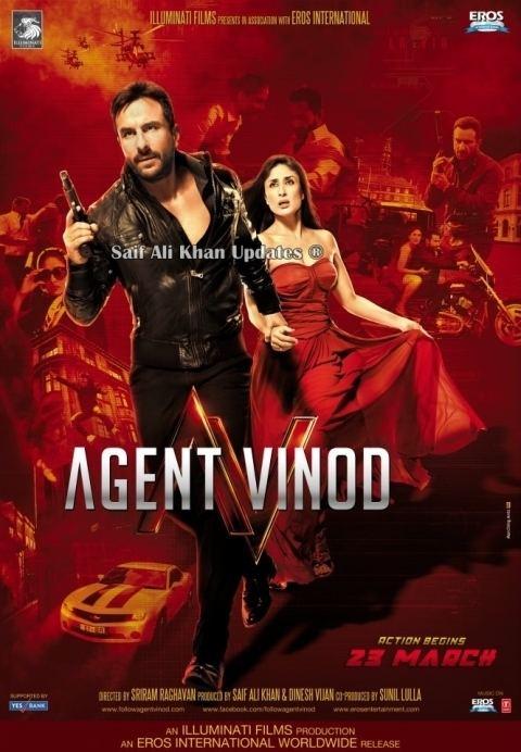 Agent Vinod (2012 film) Agent Vinod 2012 Watch hd geo movies