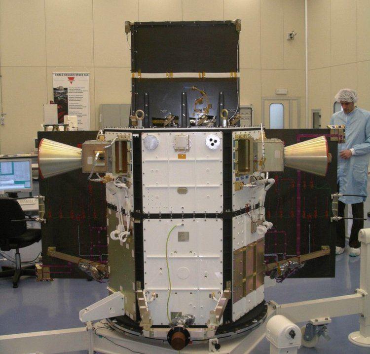 AGILE (satellite) Al satellite AGILE il premio Bruno Rossi MEDIA INAF