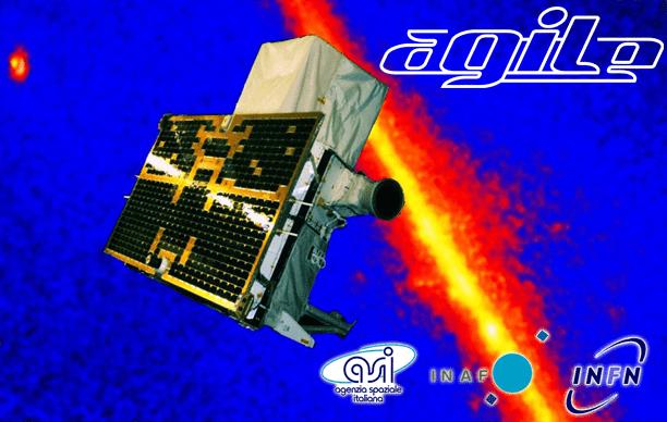 AGILE (satellite) AGILE Astrorivelatore Gamma a Immagini Leggero