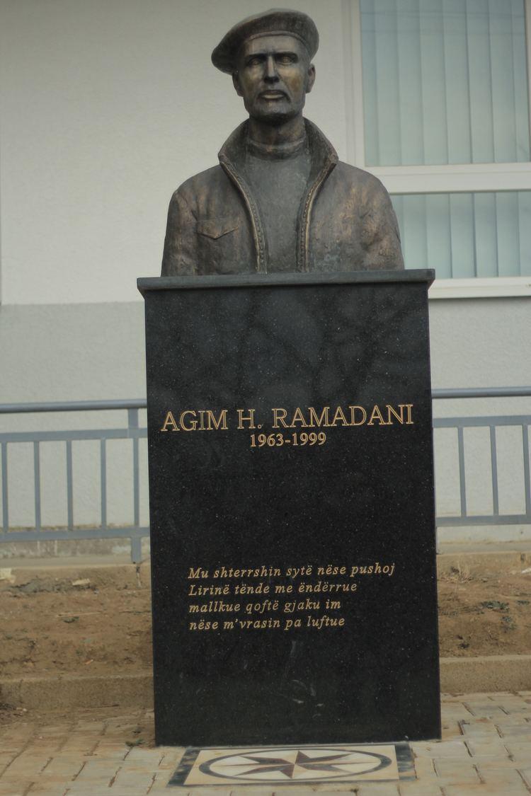 Agim Ramadani Agim Ramadani Wikipedia the free encyclopedia
