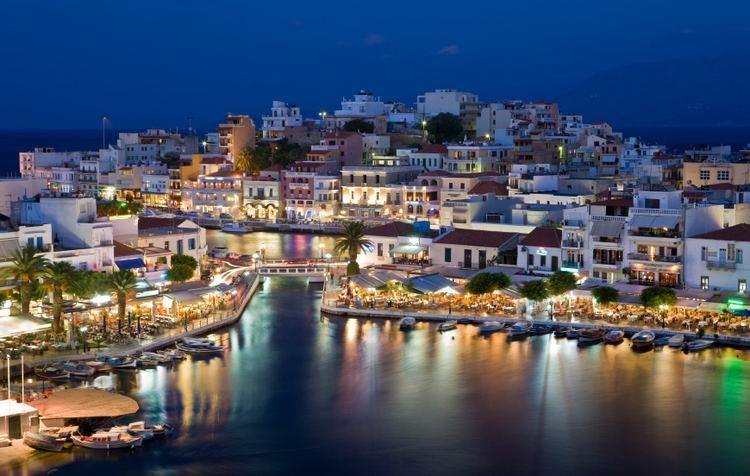 Agios Nikolaos, Crete in the past, History of Agios Nikolaos, Crete
