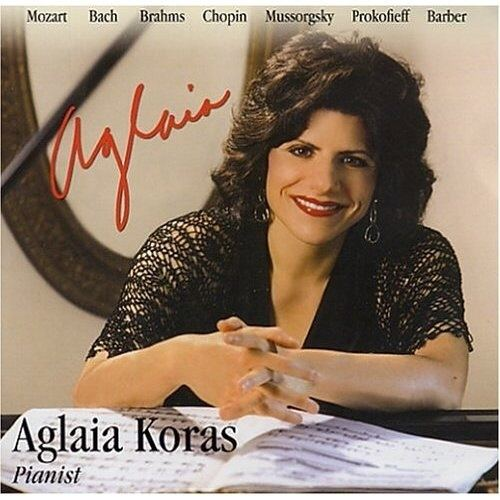 Aglaia Koras Aglaia Koras Piano Short Biography