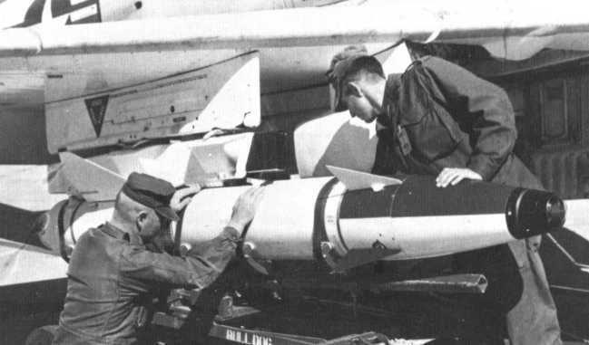 AGM-83 Bulldog
