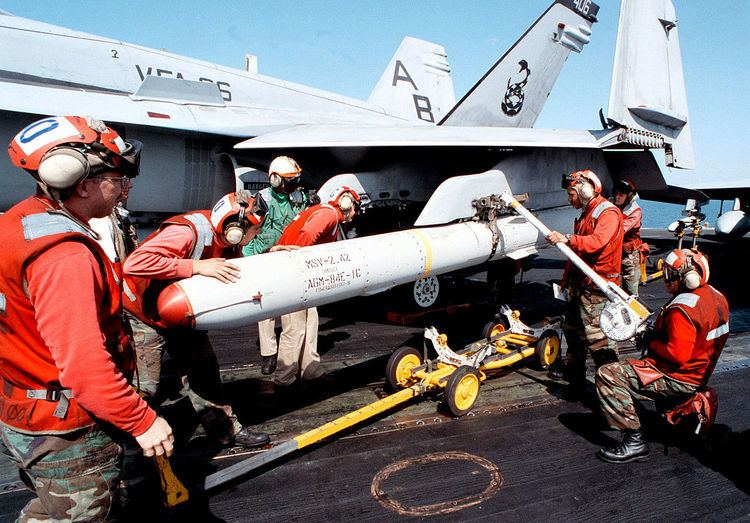 AGM-84E Standoff Land Attack Missile