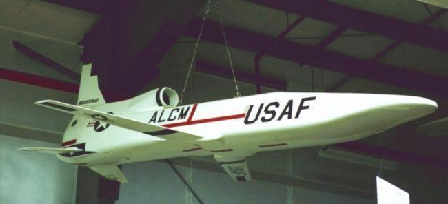 AGM-86 ALCM Boeing AGM86 ALCM