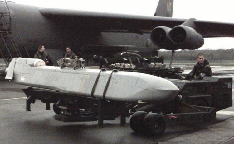 AGM-86 ALCM Cruise Missiles Parts I II