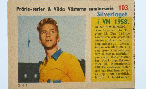 Agne Simonsson Legendar 5 Agne Simonsson rgryte IS Superettan