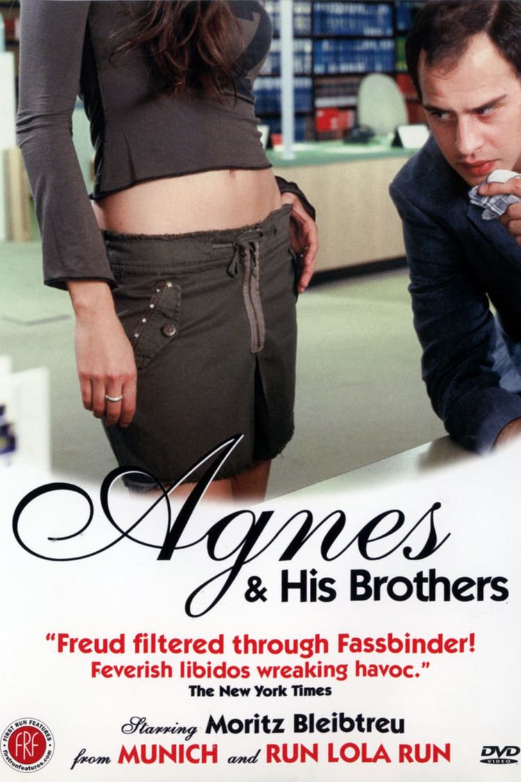Agnes and His Brothers wwwgstaticcomtvthumbdvdboxart161186p161186