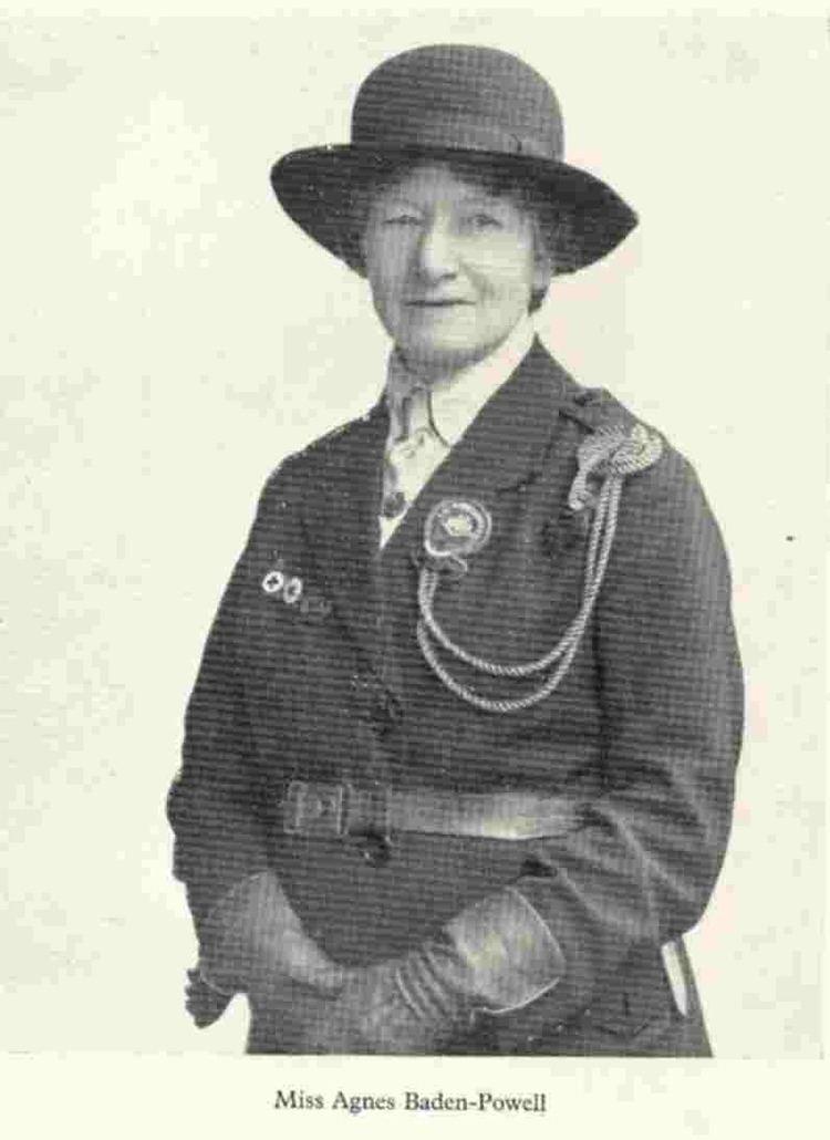 Agnes Baden-Powell Agnes Baden Powell 17 Grupo Escoteiro Duque de Caxias