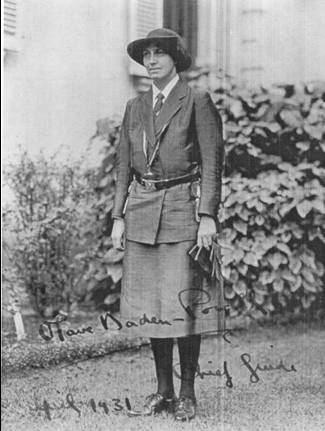 Agnes Baden-Powell Belleville ScoutGuide Museum