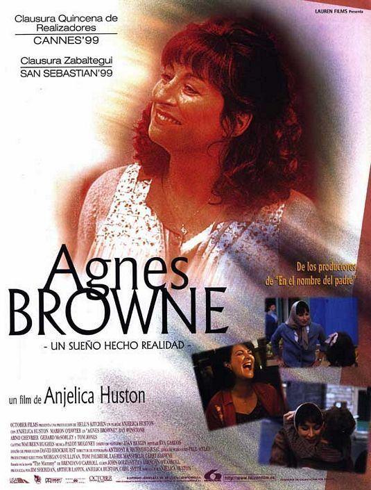 Agnes Browne Agnes Browne Movie Poster 3 of 3 IMP Awards
