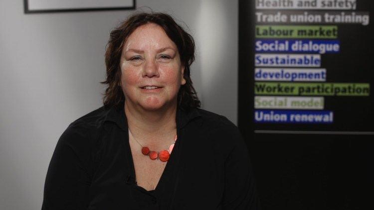 Agnes Jongerius Interview Agnes Jongerius Member of the European Parliament SD