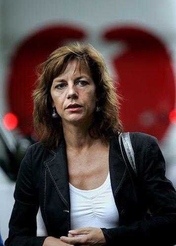 Agnes Kant EenVandaag Agnes Kant even terug in de Tweede Kamer
