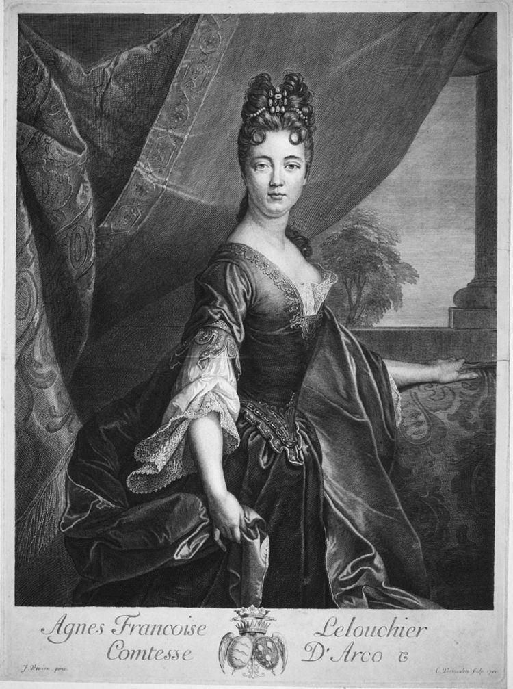 Agnes Le Louchier