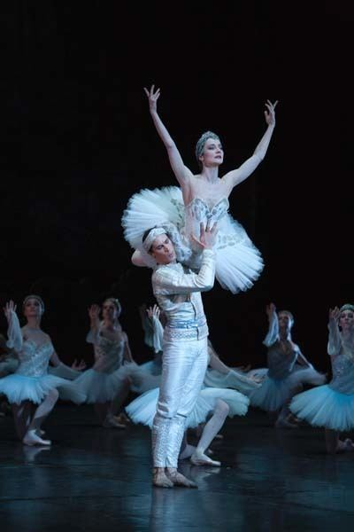 Agnes Letestu AGNS LETESTU BIDS AU REVOIR TO THE PARIS OPERA BALLET