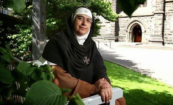 Agnes Mariam de la Croix Cranmer Mother AgnsMariam de la Croix an agent of
