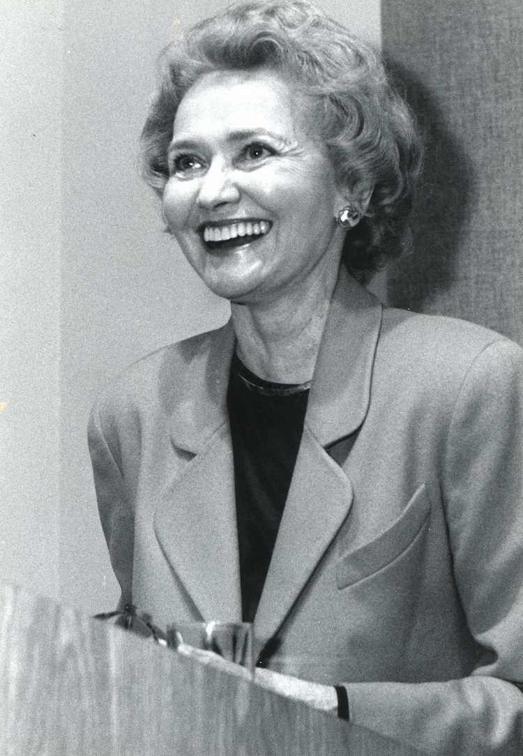 Agnes Nixon Soap Opera writer and creator Agnes Nixon delivering