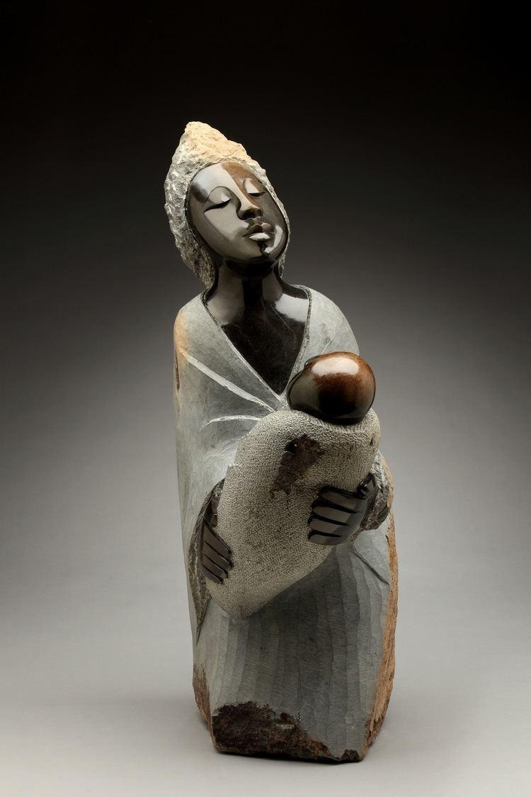Agnes Nyanhongo Agnes Nyanhongo Sculpture