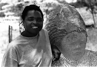 Agnes Nyanhongo wwwpostcolonialweborgzimbabweartsculptorsany