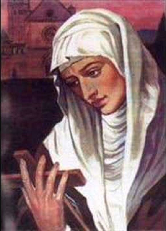 Agnes of Bohemia St Agnes of Bohemia 12051282 Fellowship of the Minds