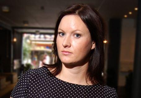 Agnes Ravatn Alvorsprat med morosam dame Framtida