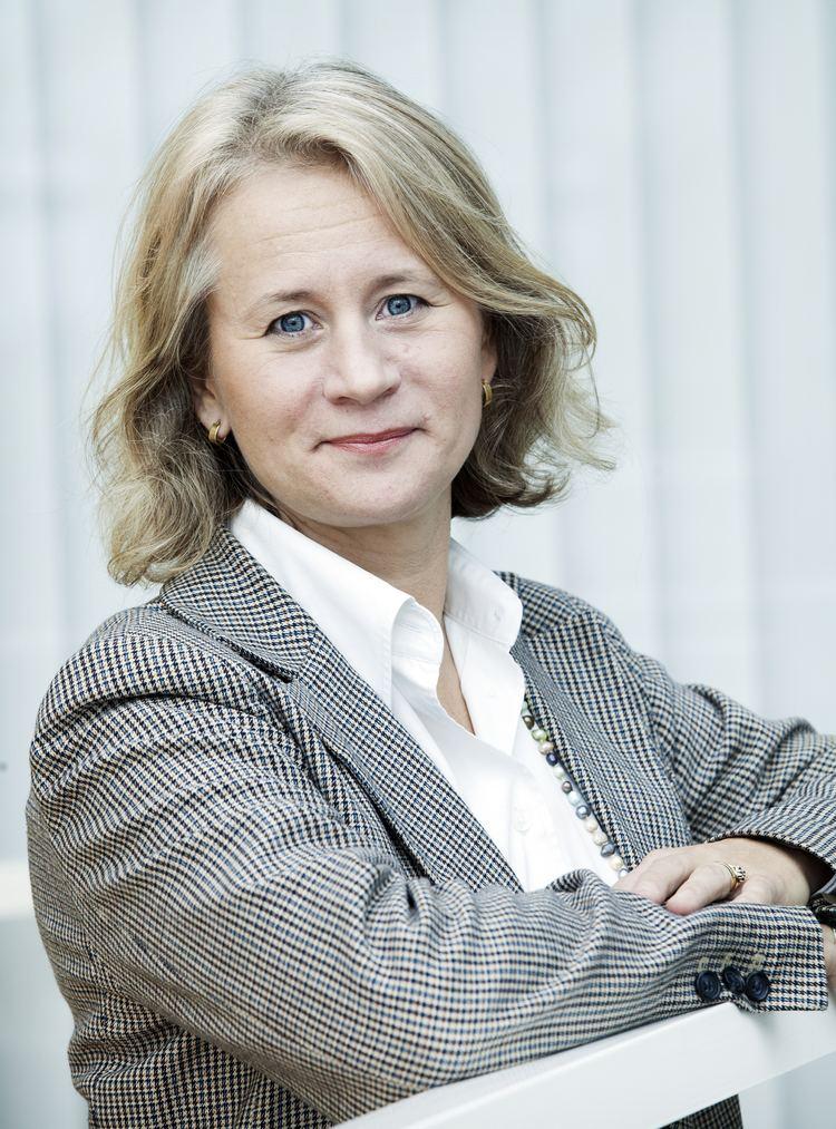 Agneta Marell Agneta Marell is candidate for President at Jnkping University