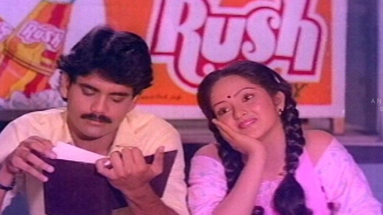 Agni Putrudu Nagarjuna Fight Scene Agni Putrudu Movie ANRNagarjunaRadha