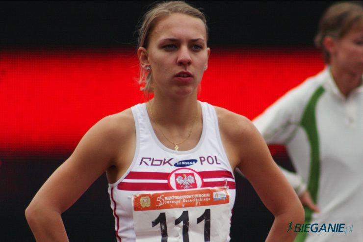 Agnieszka Ceglarek bieganiepl Baza PRO Agnieszka Ceglarek