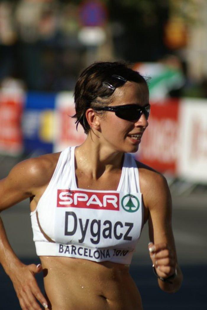 Agnieszka Dygacz Agnieszka Dygacz przygotowuje si do sezonu Bez Wyjtku