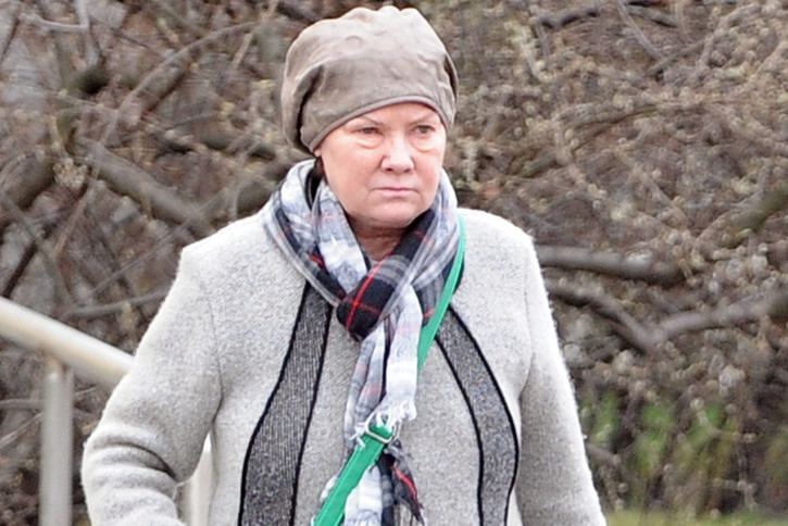 Agnieszka Kotulanka Agnieszka Kotulanka tak strasznie nigdy nie wygldaa