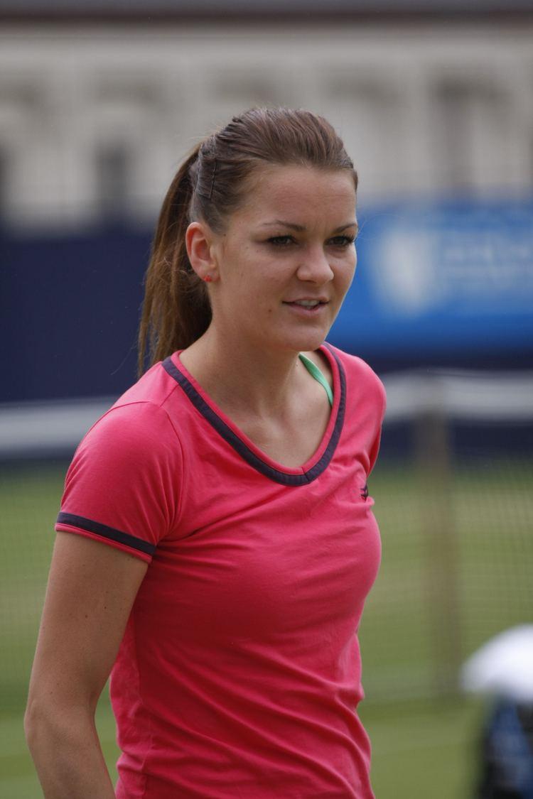 Agnieszka Radwanska httpsuploadwikimediaorgwikipediacommons77
