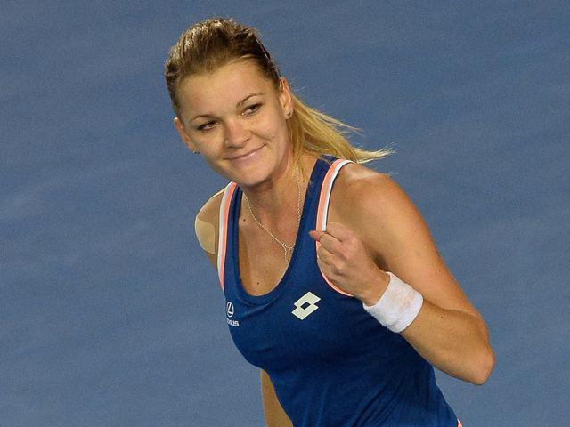 Agnieszka Radwanska Agnieszka Radwanska Tennis Player Ten Sports Club