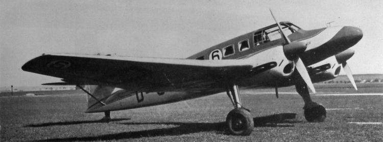 AGO Ao 192 Aircraft template
