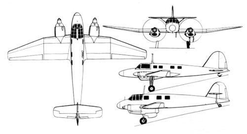 AGO Ao 192 AGO AO 192 KurierAircraft Nevington War Museum
