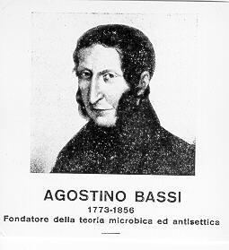Agostino Bassi Digital Clendening Ralph Major Photograph Collection 19th Century