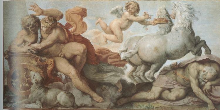 Agostino Carracci FileAurora and Cephalus Agostino Carracci 1597