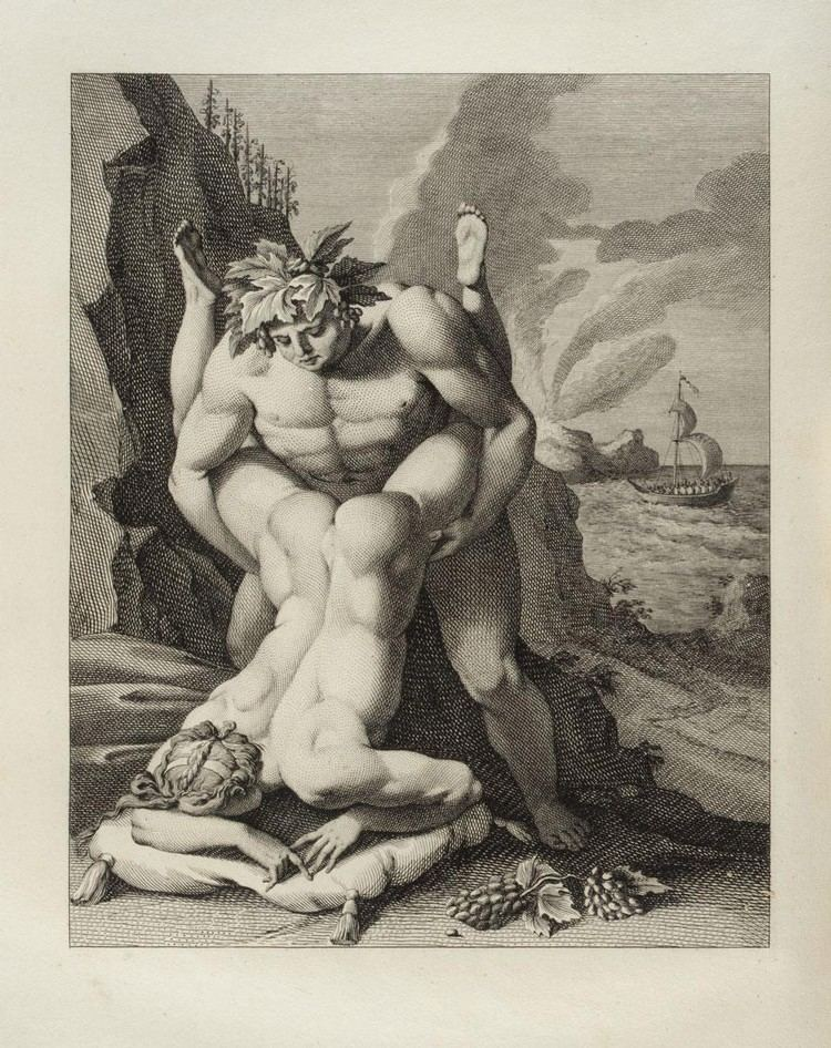 Agostino Carracci Agostino Carracci Works on Sale at Auction amp Biography
