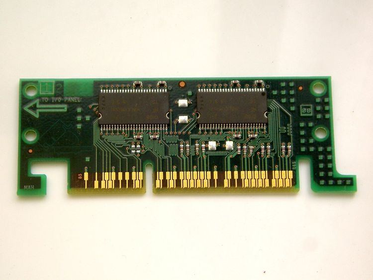 AGP Inline Memory Module